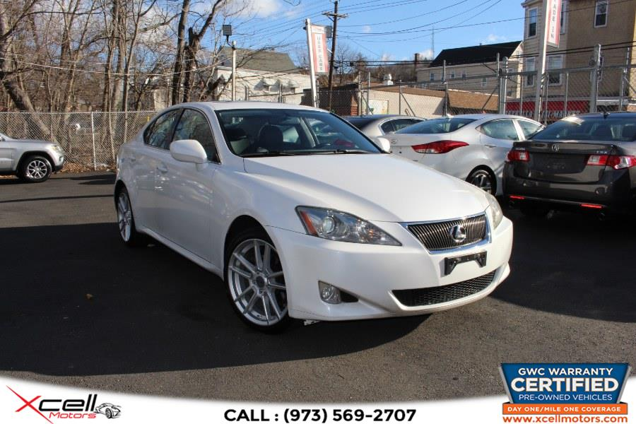 Used 2008 Lexus IS 250 AWD in Paterson, New Jersey | Xcell Motors LLC. Paterson, New Jersey