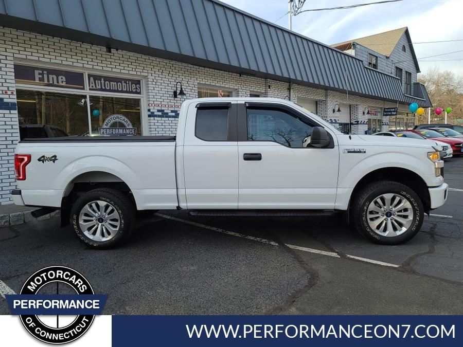 "Used Ford F-150 4WD SuperCab 163"" XLT 2016 