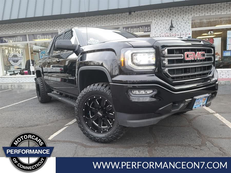 "Used GMC Sierra 1500 Z71 4WD Double Cab 143.5"" 2017 