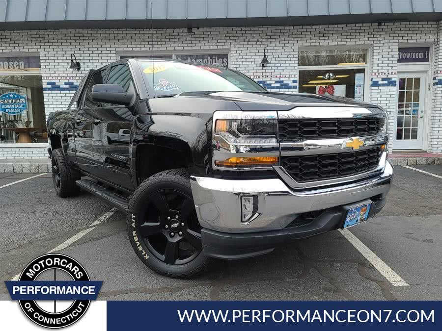 "Used Chevrolet Silverado 1500 Z71 4WD Double Cab 143.5"" LT w/2LT 2017 