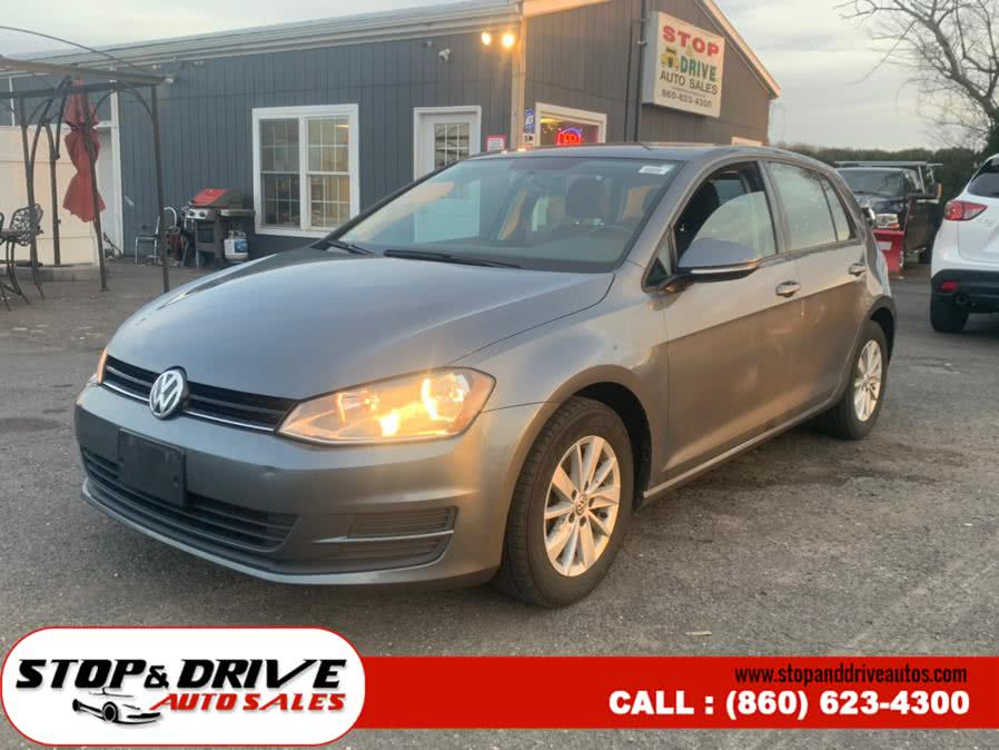 Used 2016 Volkswagen Golf in East Windsor, Connecticut | Stop & Drive Auto Sales. East Windsor, Connecticut