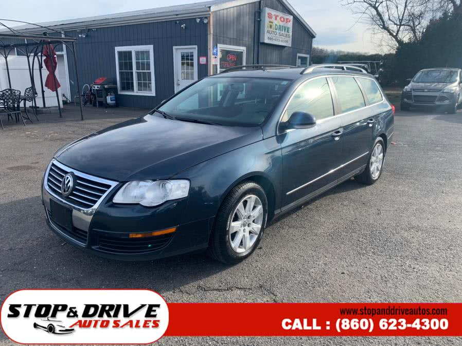 Used Volkswagen Passat Wagon 4dr Manual FWD 2007 | Stop & Drive Auto Sales. East Windsor, Connecticut