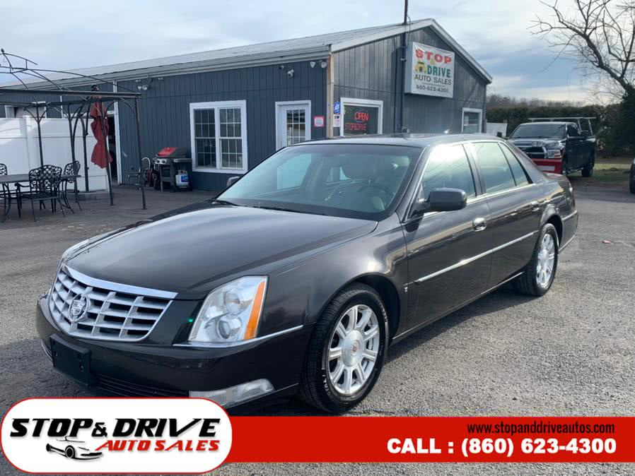 Used 2009 Cadillac DTS in East Windsor, Connecticut | Stop & Drive Auto Sales. East Windsor, Connecticut