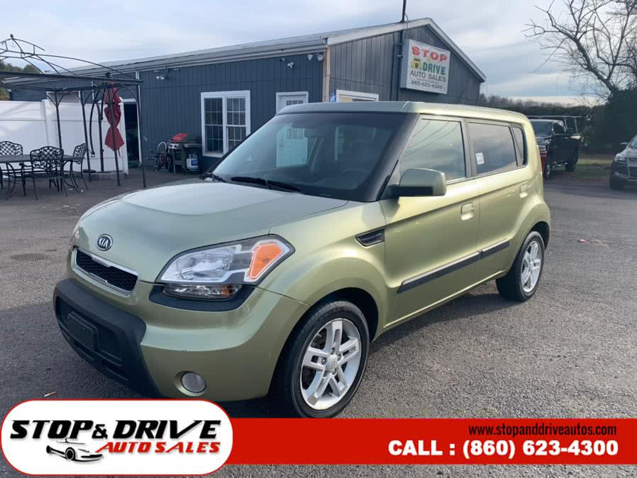 Used 2010 Kia Soul in East Windsor, Connecticut | Stop & Drive Auto Sales. East Windsor, Connecticut