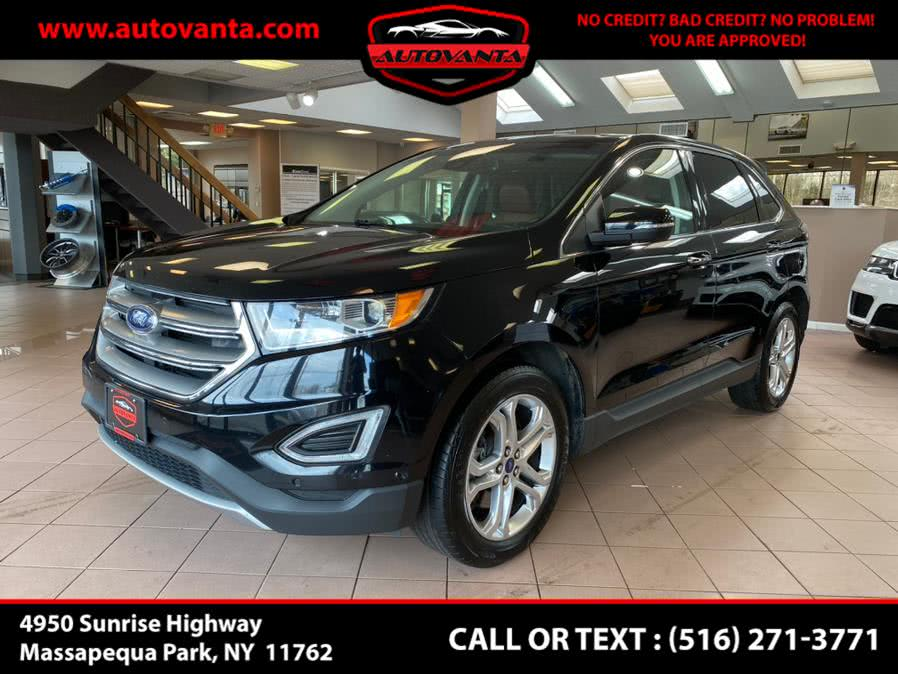 Used Ford Edge Titanium AWD 2017 | Autovanta. Massapequa Park, New York