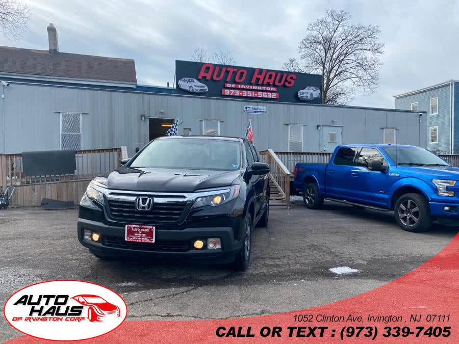 Used 2019 Honda Ridgeline in Irvington , New Jersey | Auto Haus of Irvington Corp. Irvington , New Jersey