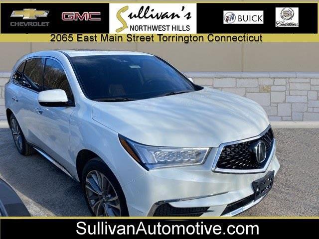 Used 2017 Acura Mdx in Avon, Connecticut | Sullivan Automotive Group. Avon, Connecticut