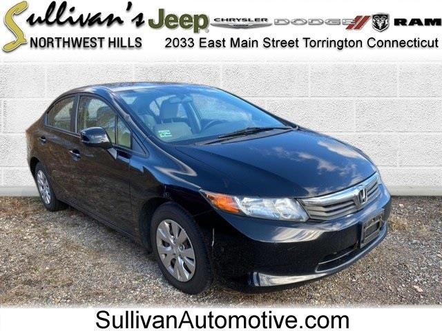 Used 2012 Honda Civic in Avon, Connecticut | Sullivan Automotive Group. Avon, Connecticut