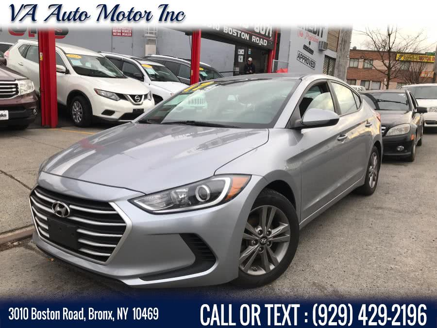 Used Hyundai Elantra SE 2.0L Auto (Alabama) *Ltd Avail* 2017 | VA Auto Motor Inc. Bronx, New York