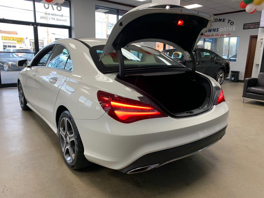Used Mercedes-Benz CLA CLA 250 4MATIC Coupe 2018 | 5 Towns Drive. Inwood, New York
