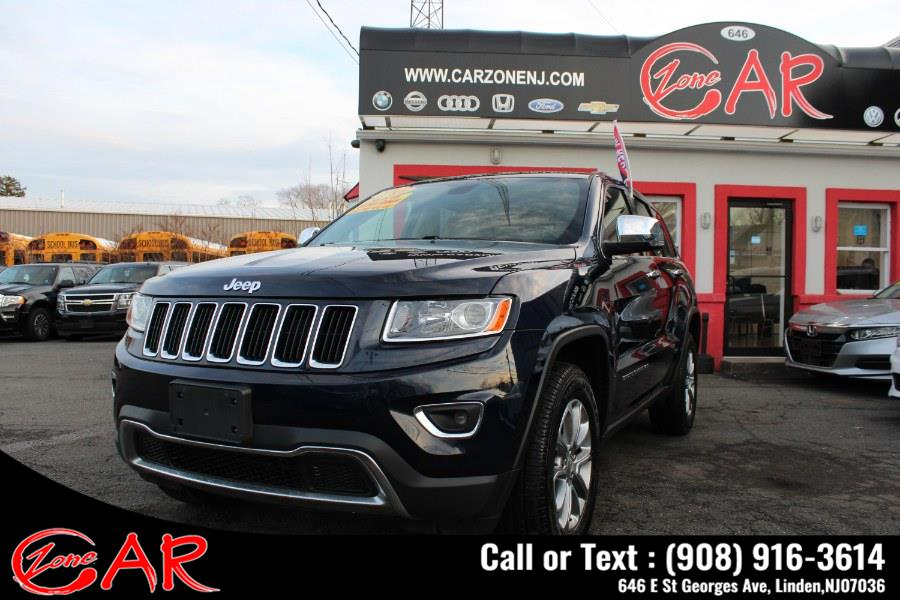2016 Jeep Grand Cherokee 4WD 4dr Limited photo