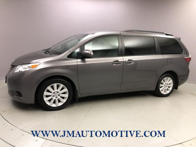 Used 2015 Toyota Sienna in Naugatuck, Connecticut | J&M Automotive Sls&Svc LLC. Naugatuck, Connecticut