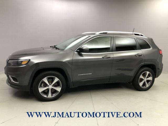 Used 2019 Jeep Cherokee in Naugatuck, Connecticut | J&M Automotive Sls&Svc LLC. Naugatuck, Connecticut