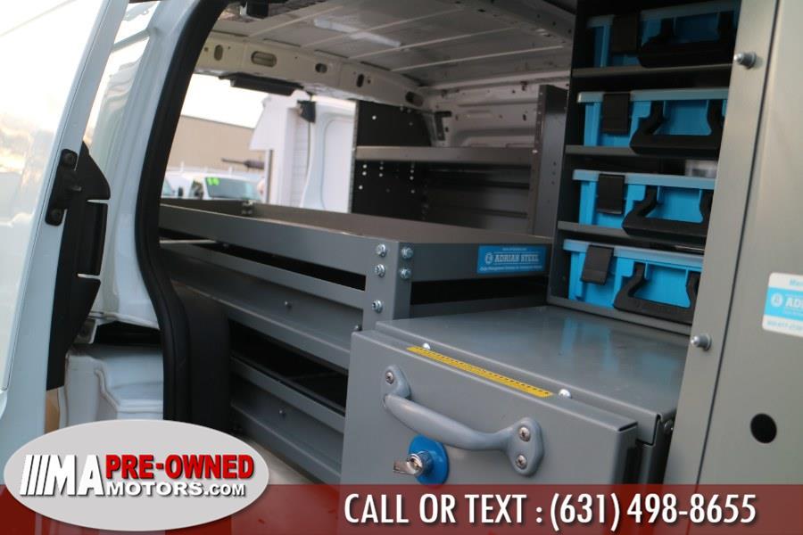 Used Ford Transit Connect Van XL LWB w/Rear Symmetrical Doors 2017   M & A Motors. Huntington, New York