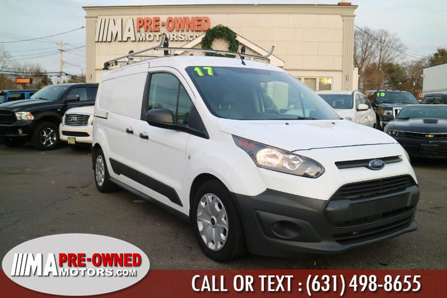 Used Ford Transit Connect Van XL LWB w/Rear Symmetrical Doors 2017 | M & A Motors. Huntington, New York