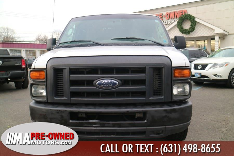 Used Ford Econoline Cargo Van E-350 Super Duty Commercial 2012 | M & A Motors. Huntington, New York