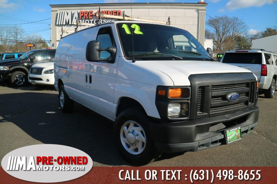 Used 2012 Ford Econoline Cargo Van in Huntington, New York | M & A Motors. Huntington, New York