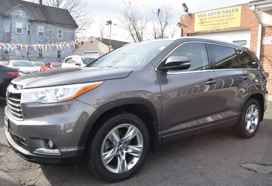Used 2016 Toyota Highlander in Hartford, Connecticut | VEB Auto Sales. Hartford, Connecticut