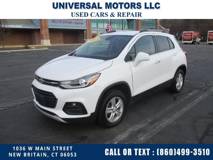 Used 2018 Chevrolet Trax in New Britain, Connecticut | Universal Motors LLC. New Britain, Connecticut