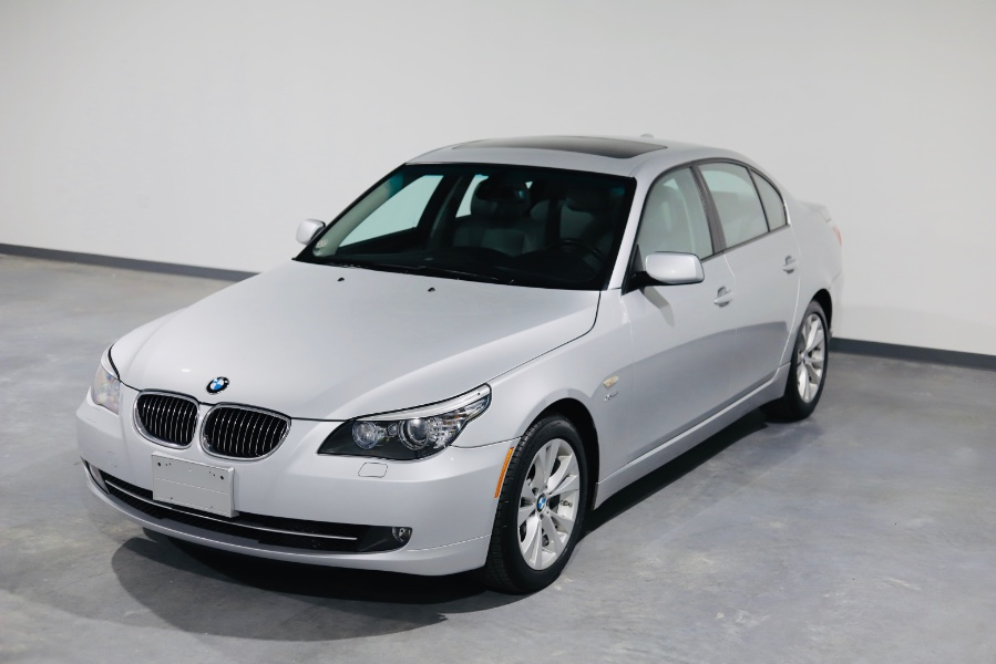 Used 2009 BMW 5 Series in North Salem, New York | Meccanic Shop North Inc. North Salem, New York