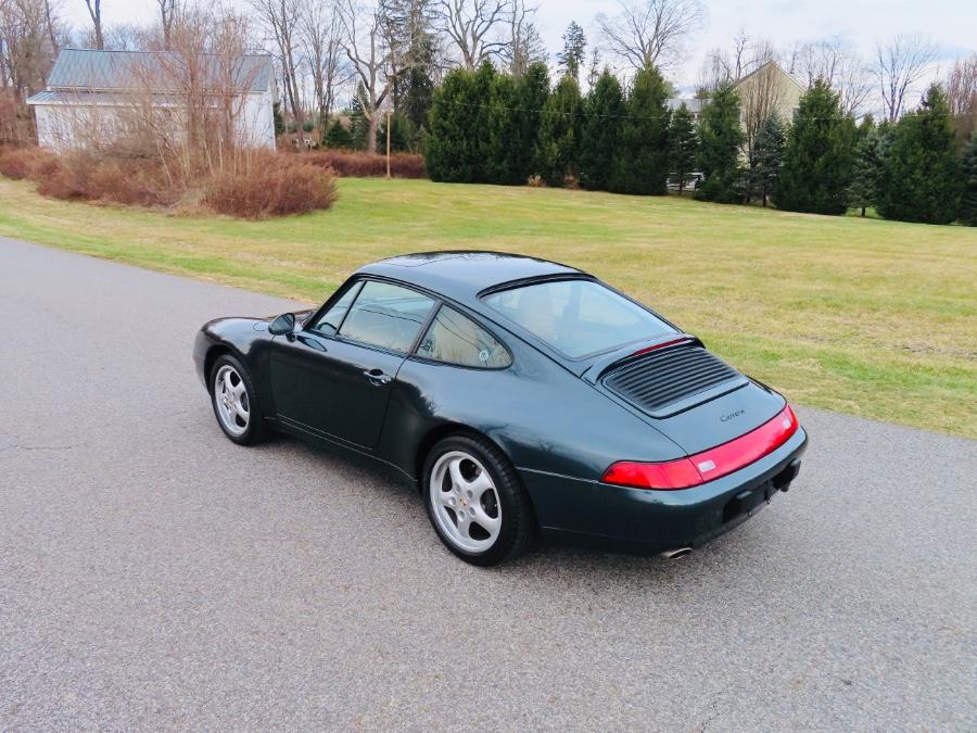 Used Porsche 911 Carrera 2dr Coupe Carrera Tiptronic 1995   Meccanic Shop North Inc. North Salem, New York