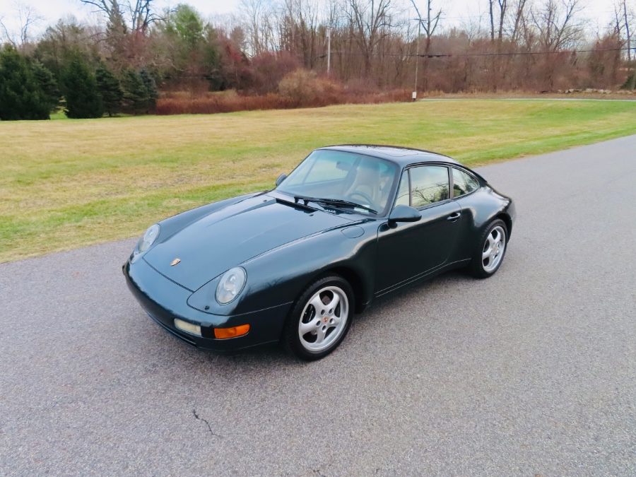 Used 1995 Porsche 911 Carrera in North Salem, New York | Meccanic Shop North Inc. North Salem, New York