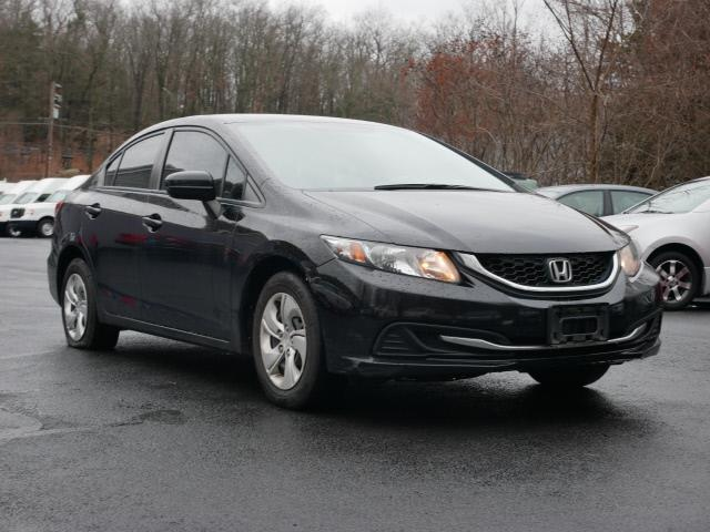 Used 2015 Honda Civic in Canton, Connecticut | Canton Auto Exchange. Canton, Connecticut