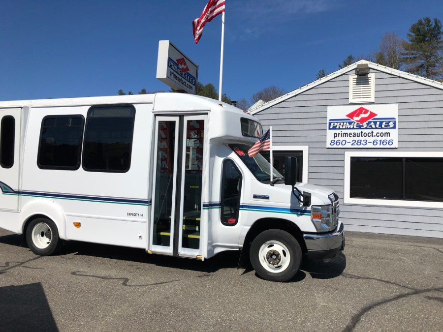 Used 2016 Ford Econoline Commercial Cutaway in Thomaston, Connecticut