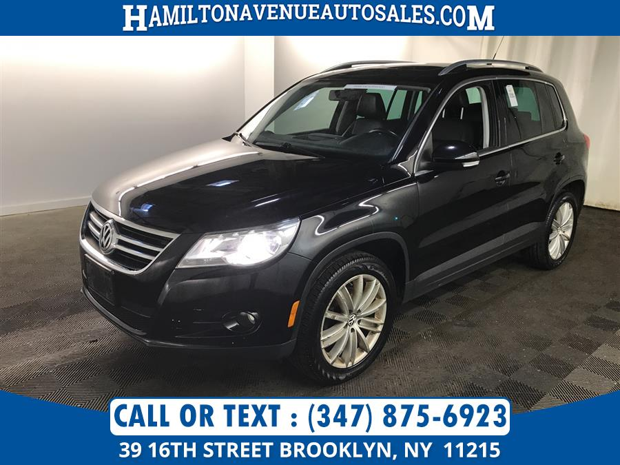 Used Volkswagen Tiguan sd 2011 | Hamilton Avenue Auto Sales DBA Nyautoauction.com. Brooklyn, New York