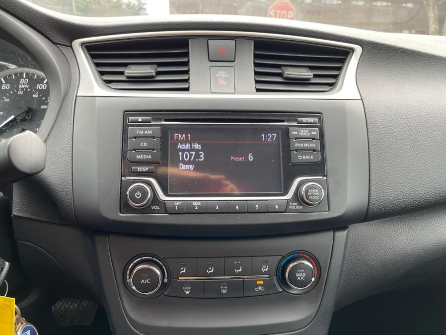 Used Nissan Sentra S CVT 2018   Merrimack Autosport. Merrimack, New Hampshire
