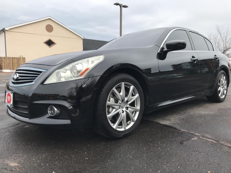 Used Infiniti G37 Sedan 4dr Journey RWD 2012 | Lex Autos LLC. Hartford, Connecticut