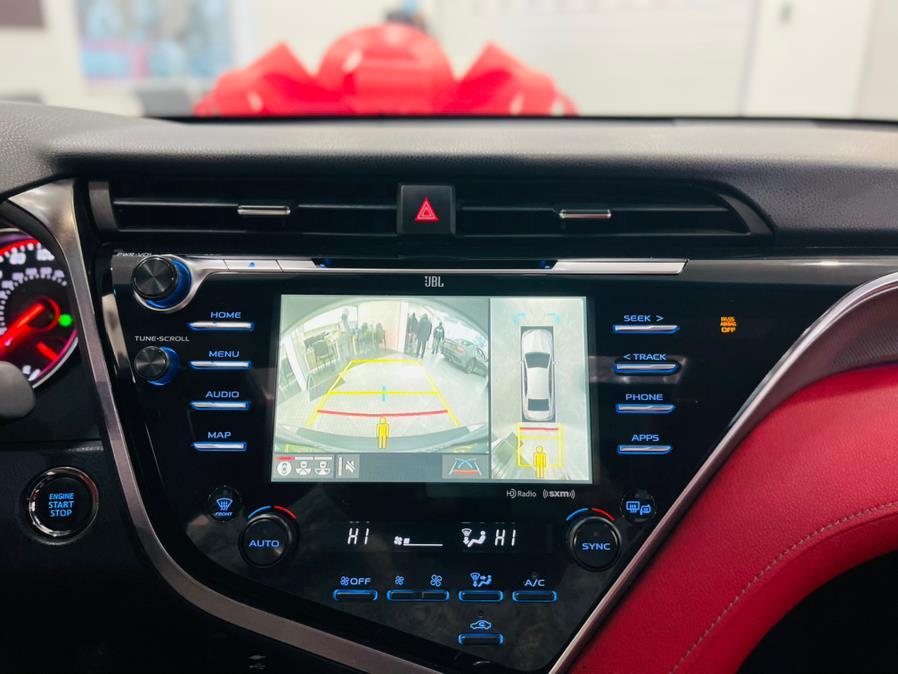 Used Toyota Camry XSE V6 Auto (Natl) 2018 | Luxury Motor Club. Franklin Square, New York