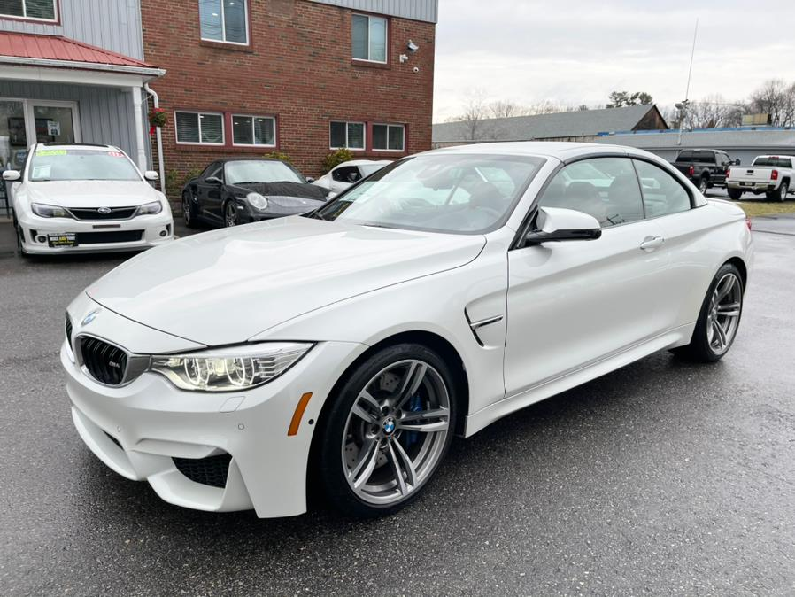 Used 2016 BMW M4 in South Windsor, Connecticut | Mike And Tony Auto Sales, Inc. South Windsor, Connecticut