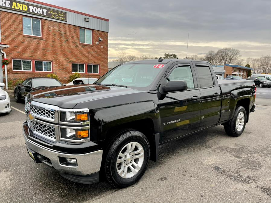 Used 2014 Chevrolet Silverado 1500 in South Windsor, Connecticut | Mike And Tony Auto Sales, Inc. South Windsor, Connecticut