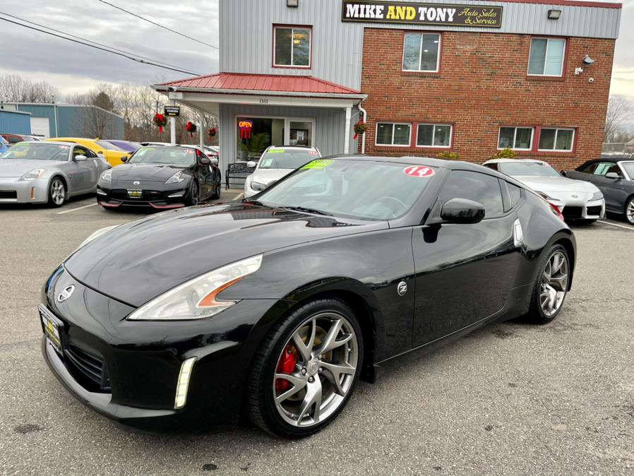 Used 2014 Nissan 370Z in South Windsor, Connecticut | Mike And Tony Auto Sales, Inc. South Windsor, Connecticut
