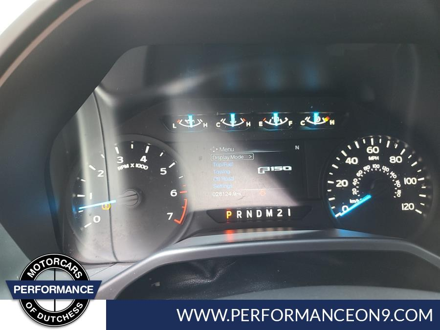 """Used Ford F-150 4WD SuperCab 163"""" XLT 2016 