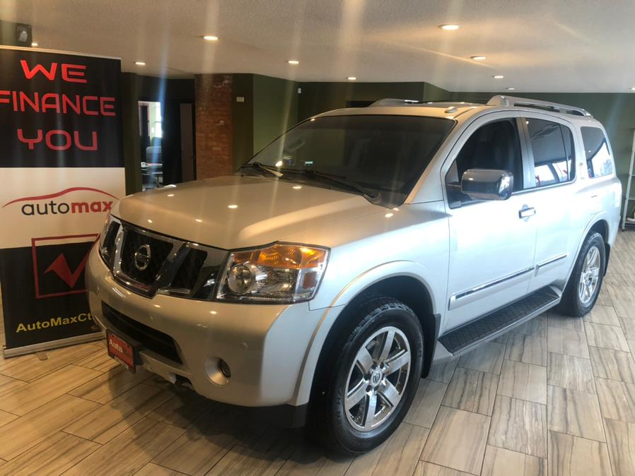 Used 2014 Nissan Armada in West Hartford, Connecticut | AutoMax. West Hartford, Connecticut