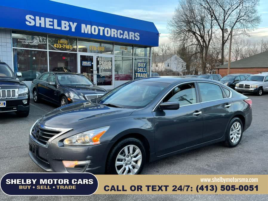 Used 2013 Nissan Altima in Springfield, Massachusetts | Shelby Motor Cars . Springfield, Massachusetts