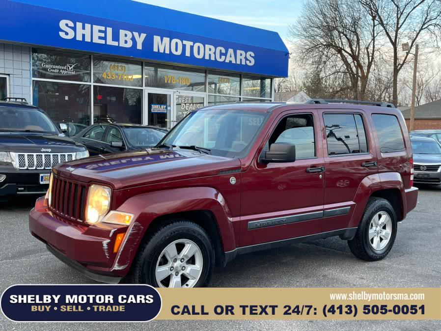 Used Jeep Liberty 4WD 4dr Sport 2009   Shelby Motor Cars . Springfield, Massachusetts