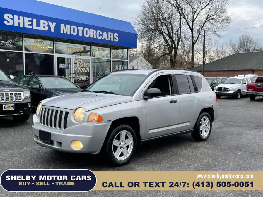 Used 2007 Jeep Compass in Springfield, Massachusetts   Shelby Motor Cars . Springfield, Massachusetts