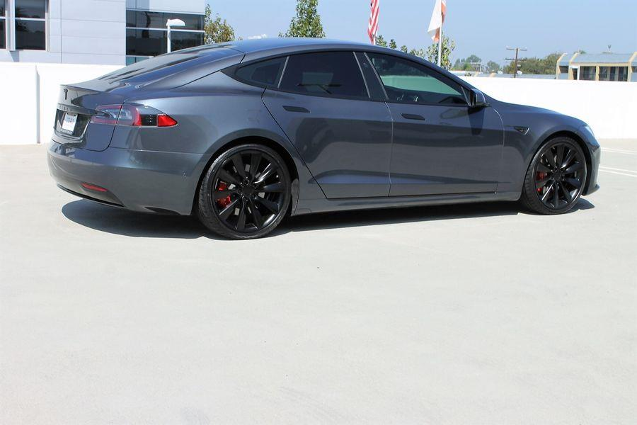 Used Tesla Model s 75D Sedan 4D 2017   Ideal Motors. Costa Mesa, California