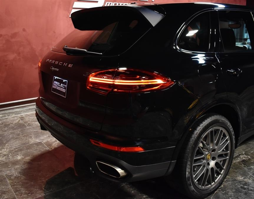 Used Porsche Cayenne Platinum Edition 2017 | Select Motor Cars. Deer Park, New York