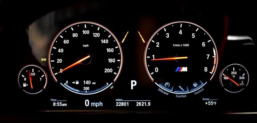 Used BMW X5 m  2018 | Select Motor Cars. Deer Park, New York