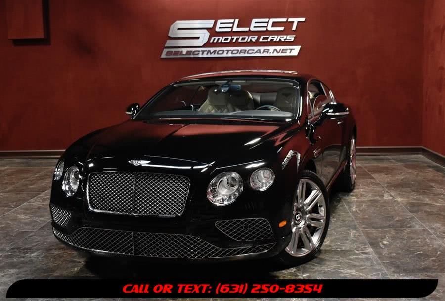 Used 2016 Bentley Continental in Deer Park, New York | Select Motor Cars. Deer Park, New York
