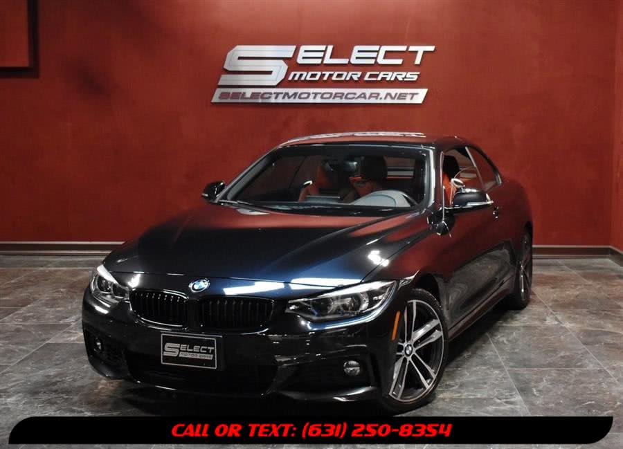 Used 2018 BMW 4 Series in Deer Park, New York | Select Motor Cars. Deer Park, New York