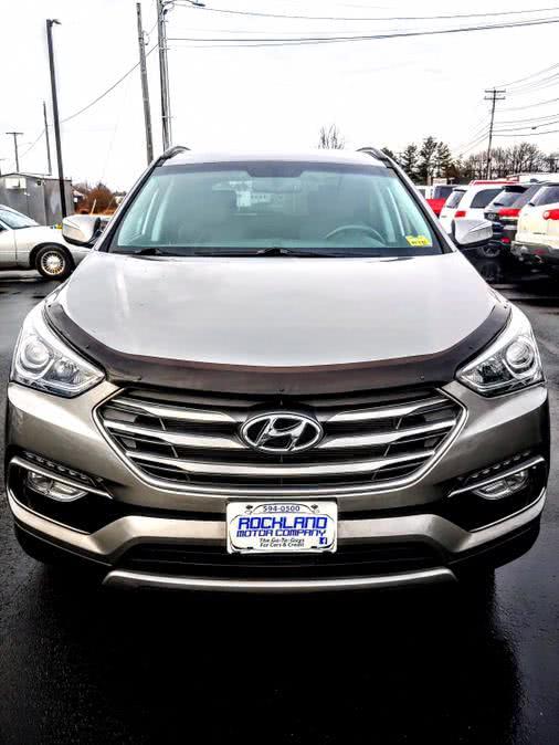 Used Hyundai Santa Fe Sport 2.4L Auto AWD 2017   Rockland Motor Company. Rockland, Maine