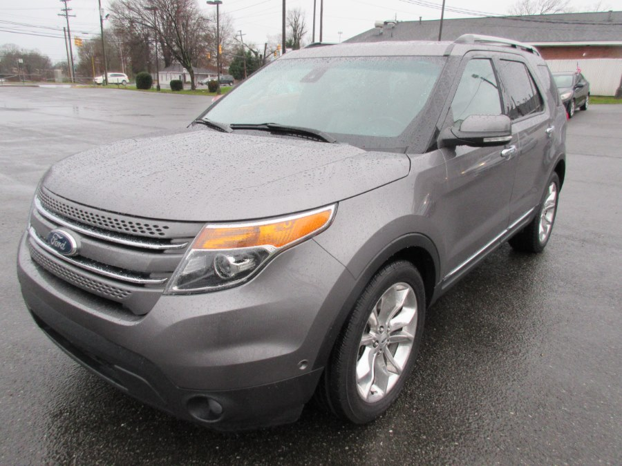 2013 Ford Explorer Limited photo