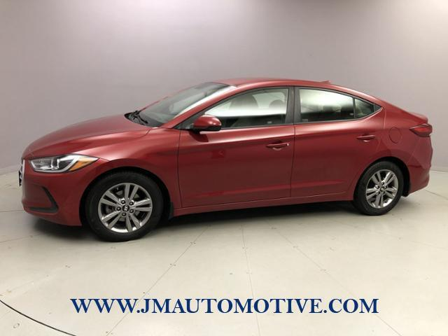 Used 2017 Hyundai Elantra in Naugatuck, Connecticut | J&M Automotive Sls&Svc LLC. Naugatuck, Connecticut