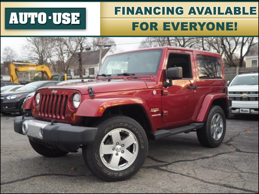 Used 2012 Jeep Wrangler in Andover, Massachusetts | Autouse. Andover, Massachusetts