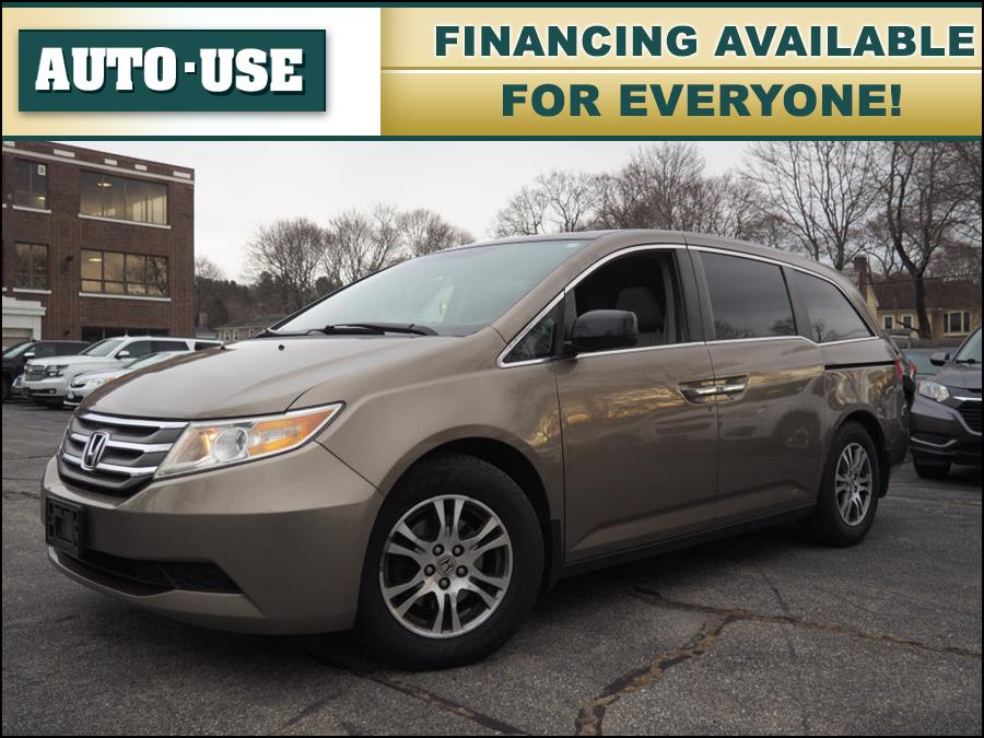 Used 2013 Honda Odyssey in Andover, Massachusetts   Autouse. Andover, Massachusetts